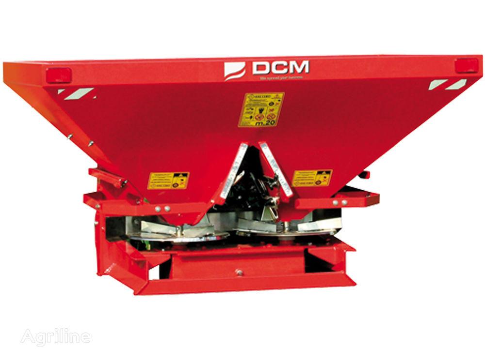 новий навісний розкидач добрив DCM CA
